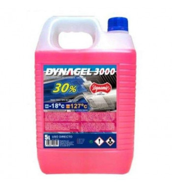 DYNAMIC DYNAGEL 30% ROJO 5L