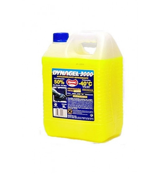 DYNAGEL 3000 50% AMARILLO G12+ 5L
