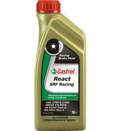 CASTROL SRF RACING BRAKE FLUID 1L
