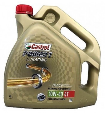 CASTROL POWER 1 RACING 4T 10W40 4L