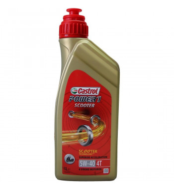 CASTROL POWER 1 SCOOTER 4T...