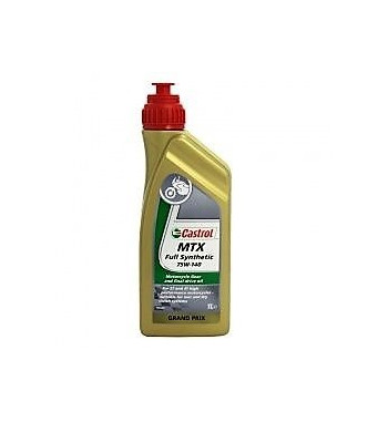 CASTROL MTX FULL SYNTHETIC...