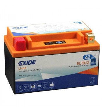 BATERIA EXIDE ION-LITIO 12V...