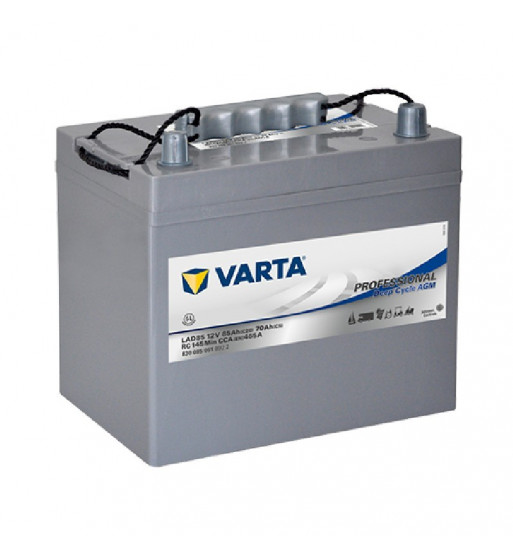 BATERIA VARTA PROFESSIONAL AGM DEEP CYCLE 12V 150AH